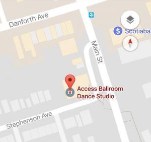 Access Ballroom Studio - Dance Lessons & Classes Contact