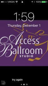 Time on the Iphone se withe the company logo symbolizing balance vs work ethic
