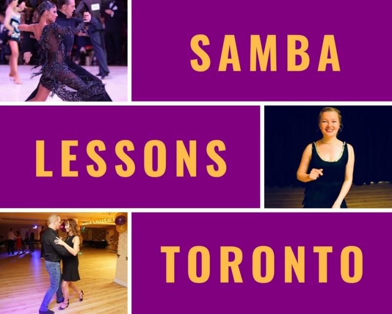 samba lessons toronto dance access ballroom studio dance school dancer maria novikova masha novikova