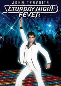 John Travolta - Saturday Night Fever representing hustle lessons toronto dance