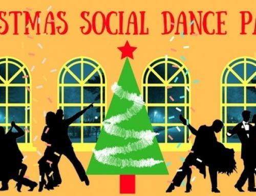Christmas Social Dance Party