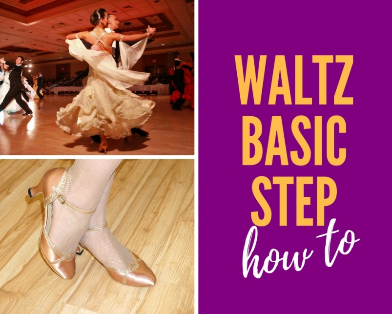 how to waltz basic step competition smooth american standard international ballroom how to smooth shoes