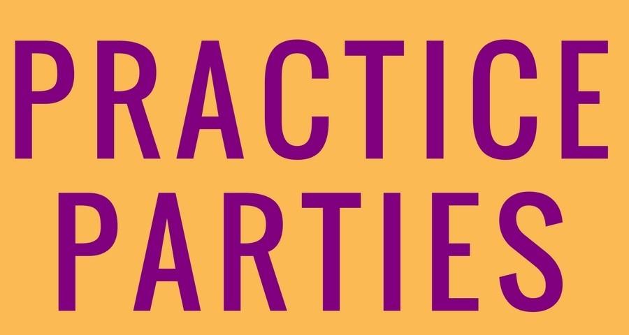 Access Ballroom Studio practice parties