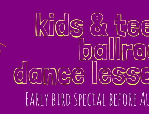 Kids and Teens Ballroom Dance Lessons in Toronto