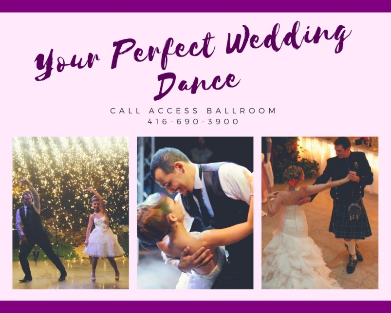 wedding dance lessons toronto your perfect wedding dance selima font call access ballroom (416) 690-3900 wedding couple dancing wedding dip groom in irish outfit wedding dress wedding dance