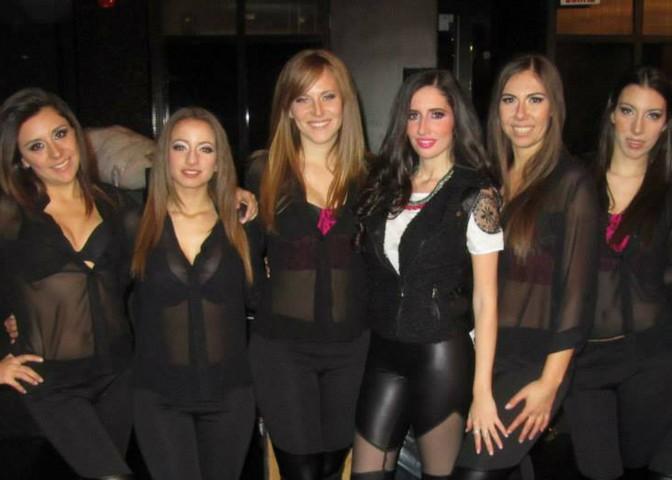 Group Dance Troupe in Toronto Jen toledano choreographer