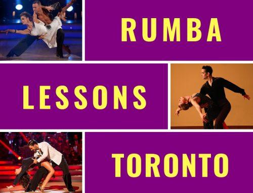 Rumba Lessons in Toronto