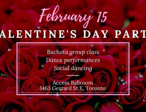 Toronto Valentine's Day Social Dance Party