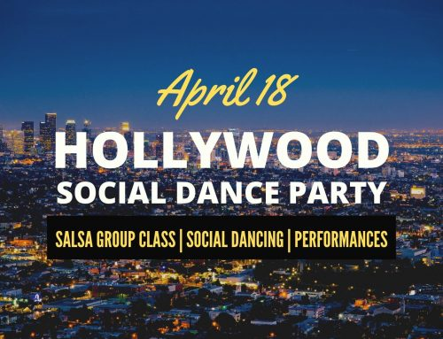 Hollywood Social Dance Party
