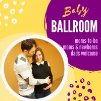 baby ballroom dance lessons toronto access ballroom mom dad baby dancing
