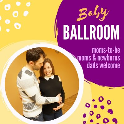 baby ballroom dance lessons toronto access ballroom mom dad baby dancing