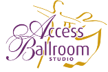 Access Ballroom – Dance Lessons and Classes Logo